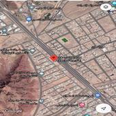 للبيع ارض 600م ارضها مستويه في الحمراء ها1 مطلوب 420الف