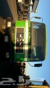شاحنة MAN  لون أخضر 1993