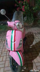 دباب تصميم إيطالي حجم 50cc و 125cc