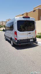جمس فان فورد   باص عائلي 15 مقعد Ford transit