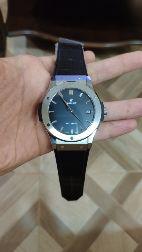 ساعة هوبلو كلاسيك فيوشن 42MM نسخة طبق الاصل