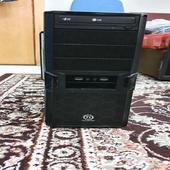 كمبيوتر مكتبي كامل