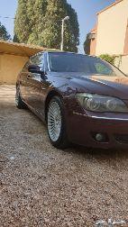 BMW 750LI 2006 نظيف وممشى قليل