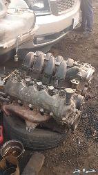 مكينه موستنغ V8 وإكسسوارات من 2005 الي 2010