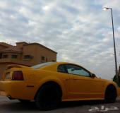 موستنج GT v8