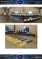 Under Vehicle Surveillance System for Explosive Detection