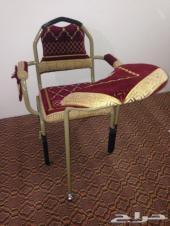 كرسي الصلاة المطور لكبار السن