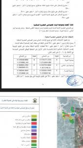 للبيع ارض تجاريه منطقه ثلاث ادوار ب 250 الف بدون دلاله