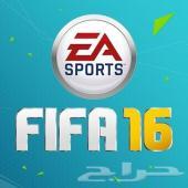 للبيع فيفا 16 اللعبة كاملة رقمية  .