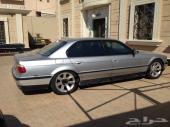 BMW 740 فل اوبشن موديل 1998
