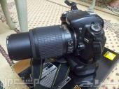 Nikon D80 كاميرا احترافية من انتاج شركة نيكون 10.2 ميجا بيكسل