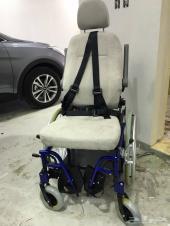 للبيع كرسي لذوي الاحتياجات الخاصه كهربائي للسياره
