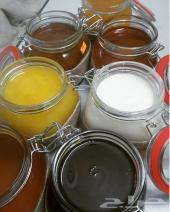 عسل من روسيا طبيعي منتج جديد