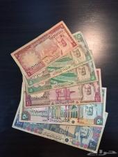 عملات الملك خالد - طقم كامل