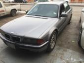 BMW 740iL وارد سعودي موديل 98