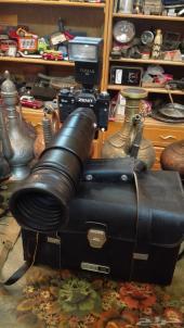 للمتميزين والنوادر والهواه كاميرا نادرة قديمه