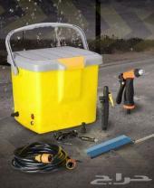 مضخة الغسيل للسيارة 194ريال Car washerdevice