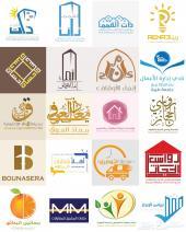 مصممة شعارات وهويات تجارية ولوحات وانفوجرافيك
