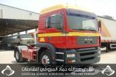 للبيع شاحنة مان شاصي 168204 موديل 2004