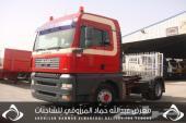 للبيع شاحنة  مان شاصي 077370 موديل 2007
