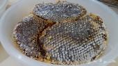 عرض على عسل شمع ربيعي بيتات  وعسل مجرى وعسل سدر مفحوص