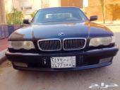BMW 740I موديل 1998 للبيع