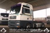 للبيع شاحنة مان شاصي 426912موديل2006