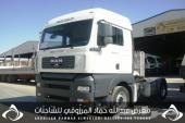 للبيع شاحنة مان شاصي 084231موديل2007
