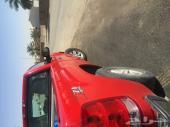 جمس سييرا GMC غمارة فل كامل Z71 دبل غمارة صندوق قصير مرتبة السواق كهرب الحد 60 الف اللون احمر