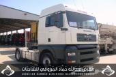 للبيع شاحنة مان شاصي 084224موديل2007