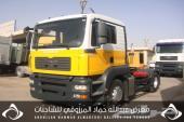 للبيع شاحنة مان شاصي 500670موديل2008