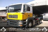 للبيع شاحنة مان شاصي 500439موديل2008