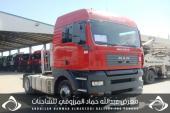 للبيع شاحنة مان شاصي 474676موديل2007