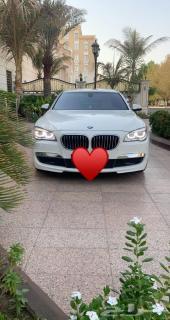 BMW مخزنه 740li بكج M power