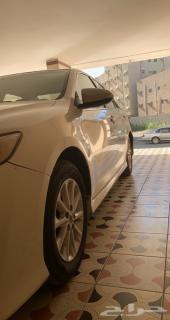 كامري GLX فل كامل 2012 قمة النظافة