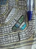لبيع أرض شارع 20غرب 8شمال مخطط الكوثر 128