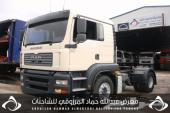 للبيع شاحنة مان شاصي 071638موديل2006