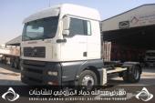 للبيع شاحنة مان شاصي 434912موديل2006