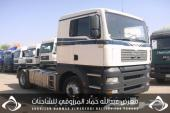 للبيع شاحنة مان شاصي 403822موديل2005
