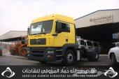 للبيع شاحنة مان شاصي 166018موديل2004