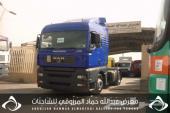للبيع شاحنة مان شاصي 072455موديل2006