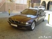 BMW 735  موديل 1995 للبيع تشليح فقط