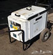 مولد كهرباء ينمار ديزل 6 كيلو قمة في النظافة