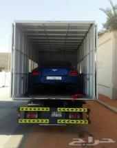 نقل وشحن السيارات من امارات الى سعودية والعكس