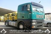 للبيع شاحنة مان شاصي436302موديل2006