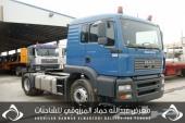 للبيع شاحنة مان شاصي178377موديل2005