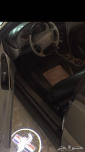 موستنج 2003 جي تي قير عادي mustang 2003 GT manual