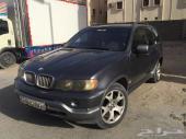 للبيع او البدل BMW X5 2002 فل كاامل