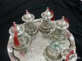 طقم فناجين شاي عثماني للبيع