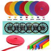 للبيع أزياج زينة ملونة رنقات تركب على الجنوط